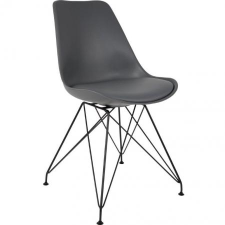Ozzy Grey Chair 1100287 / D-05-02